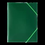 1300001C13_Chemise 3 rabats PP Plates Vert
