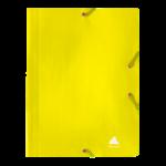 1300004C13_Chemise à 3 rabats Unilaq Plate Jaune 2