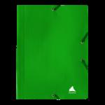1300004C13_Chemise à 3 rabats Unilaq Plate Vert