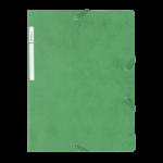 1300038C13_Chemise à 3 rabats carte lustrée Vert