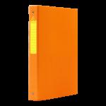 1400404C25_Class en Carton Fluo A4 à 4 ann 30 Mm Orange
