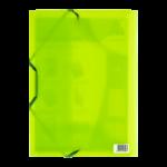 Chemise à rabats plate personnalisable vert