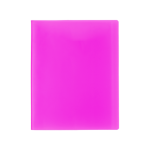Porte Doc Fluo rose