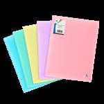 Porte-documents-pastel