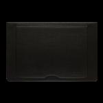 1700101C9_Sous mains en PVC soudé Scribe Noir