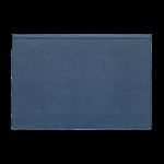1700103C3_Sous mains double uni Bleu