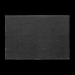 1700103C3_Sous mains double uni noir