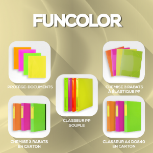 Collection FUNCOLOR V2-01