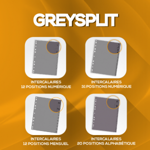 Collection GREYSPLIT V2-01