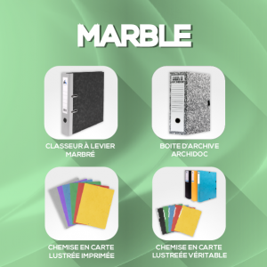 Collection MARBLE V2-01