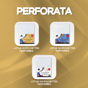 Collection PERFORATA V2-01