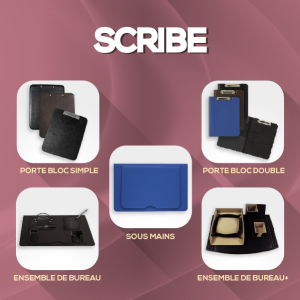 Collection SCRIBE V2-01