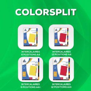 Collection COLORSPLIT V2-01