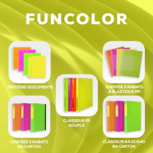 Collection FUNCOLOR V3-01