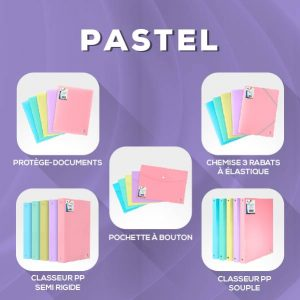 Collection PASTEL V2-01