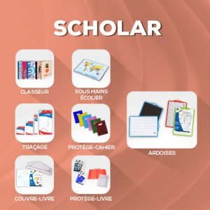 Collection SCHOLAR V2-01