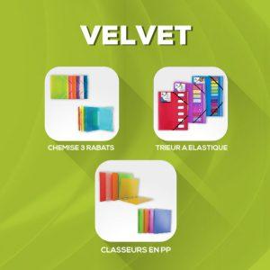 Collection VELVET V2-01